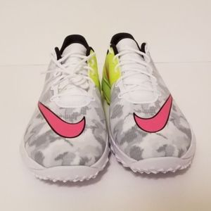 Nike FI Flex Golf Shoes Size 9 Mens Turf Grip Volt